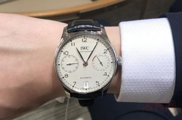 十几万的万国能卖多少钱 回收万国手表价格查询