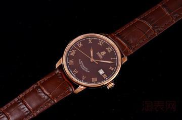 依波路旧手表回收状态一直都稳定吗