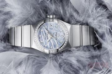 老款欧米茄星座二手表能卖多少钱