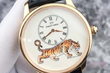 雅克德罗手表回收价格还要看这些因素