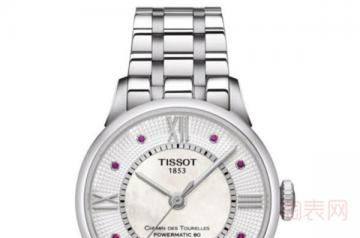 回收天梭手表价位一般在几折