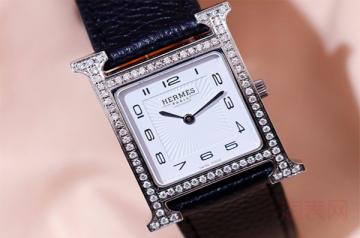 白金750手表回收价格与品牌有关吗