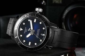 二手天梭海星手表能卖多少钱