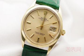 劳力士手表坏了可以卖吗 回收还值钱吗