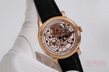 法穆兰手表卖二手回收多少钱