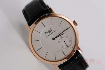 二手品牌手表回收公司哪里更可靠