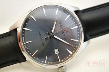 一块汉米尔顿手表能卖多少钱