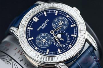 卖百达翡丽二手手表能有多少钱