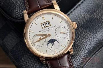 朗格手表哪里回收让人感觉更可靠