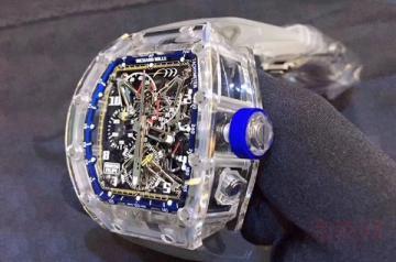 理查德米尔手表回收检验贵有贵的道理