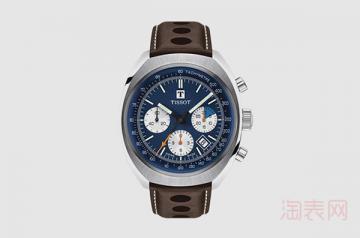 使用了一年多的天梭手表能卖多少钱