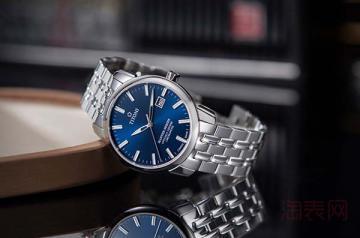 瑞士的梅花手表回收多少钱