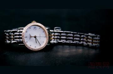 浪琴18k玫瑰金手表回收能卖多少钱