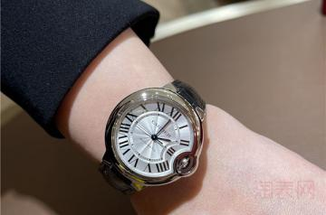 卡地亚手表在当铺可以回收吗