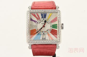 法穆兰手表有回收的吗 哪里可以回收