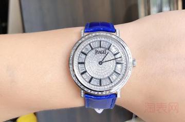 二手伯爵手表回收价格 在市场上如何