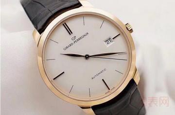 芝柏手表可以在官网回收吗 是否保值