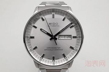 二手美度手表可以卖多少钱 有无优势看这些