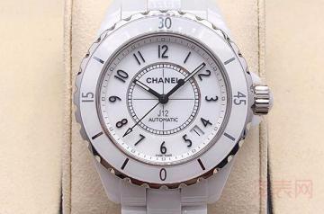 香奈儿手表在什么地方回收的价格会高一些