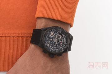 在手表回收市场上 都是几折回收手表