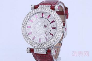 法穆兰手表回收价格大概多少钱