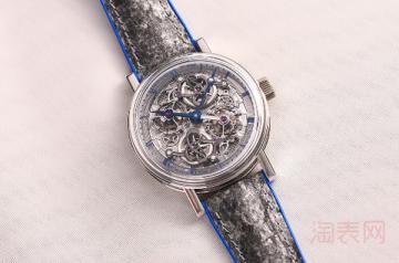 那些用过好几年的高级手表回收吗