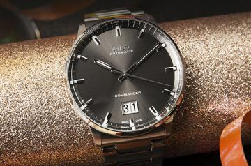 mido手表回收是指挥官系列最受欢迎吗?