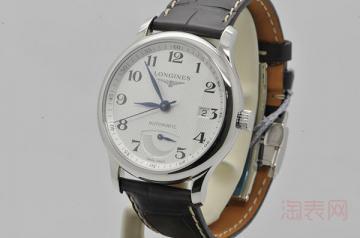 浪琴机械二手手表回收多少钱 一般几折