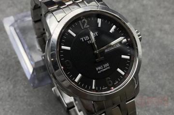 用了5年的天梭机械手表二手回收能卖多少钱