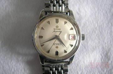 古董手表能回收吗 在二手市场上的行情如何