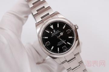 劳力士的手表回收多少钱 这里报价精准