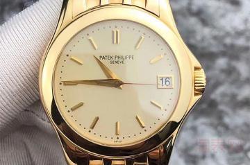 回收百达翡丽手表的价格查询渠道推荐