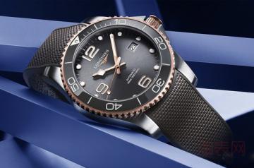 二手浪琴旧手表回收多少钱一个