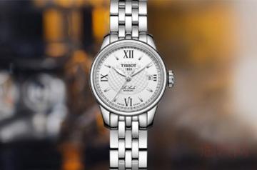 二手天梭力洛克手表回收变卖值钱吗