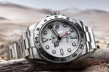 2012年的劳力士探险家手表能卖多少钱