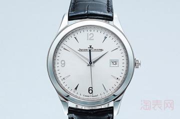 积家手表二手的能卖多少钱的原因竟是这个