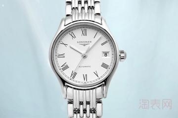 一块全新浪琴手表回收多少钱