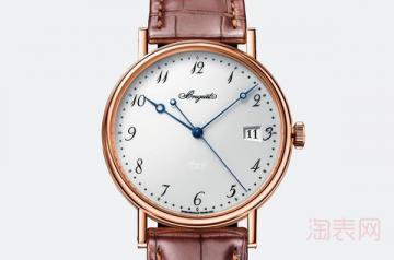 1万左右的手表回收需求数量因何不同?