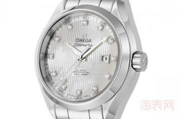名表欧米茄手表回收价格高低看哪些方面