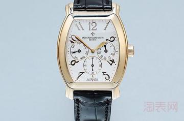 回收江诗丹顿手表公司比比皆是 该如何挑选
