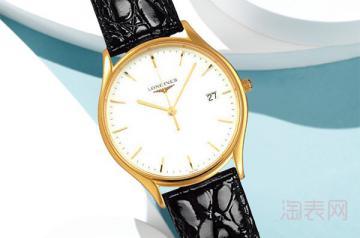 浪琴律雅二手表回收价格是多少