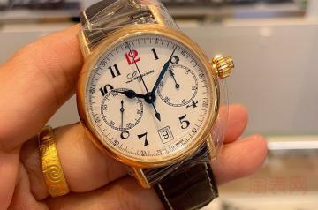 浪琴手表回收需要什么程序