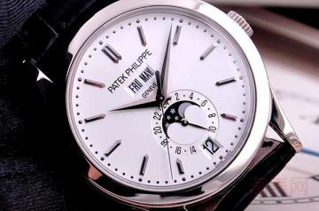 回收全新百达翡丽手表能卖多少钱