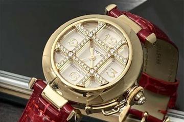 卡地亚手表在其专柜上可以回收吗