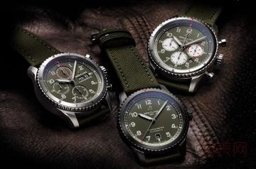 百年灵手表回收中心更愿意回收什么表