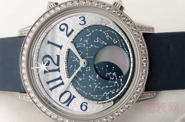 高价回收二手积家手表真的可信吗