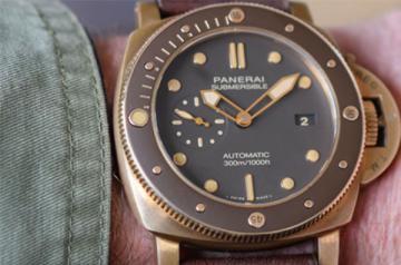 回收沛纳海手表多少钱 大概是几折