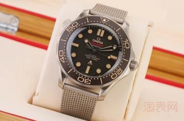回收欧米茄手表的价格差距显著是为何