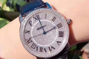 卡地亚手表回收能卖多少看公价吗?