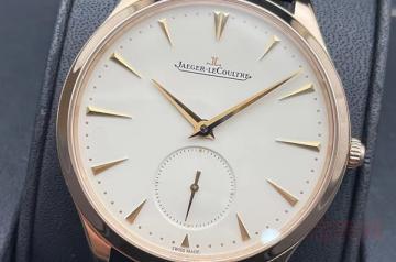 积家超薄大师手表回收价格表现值得期待吗
